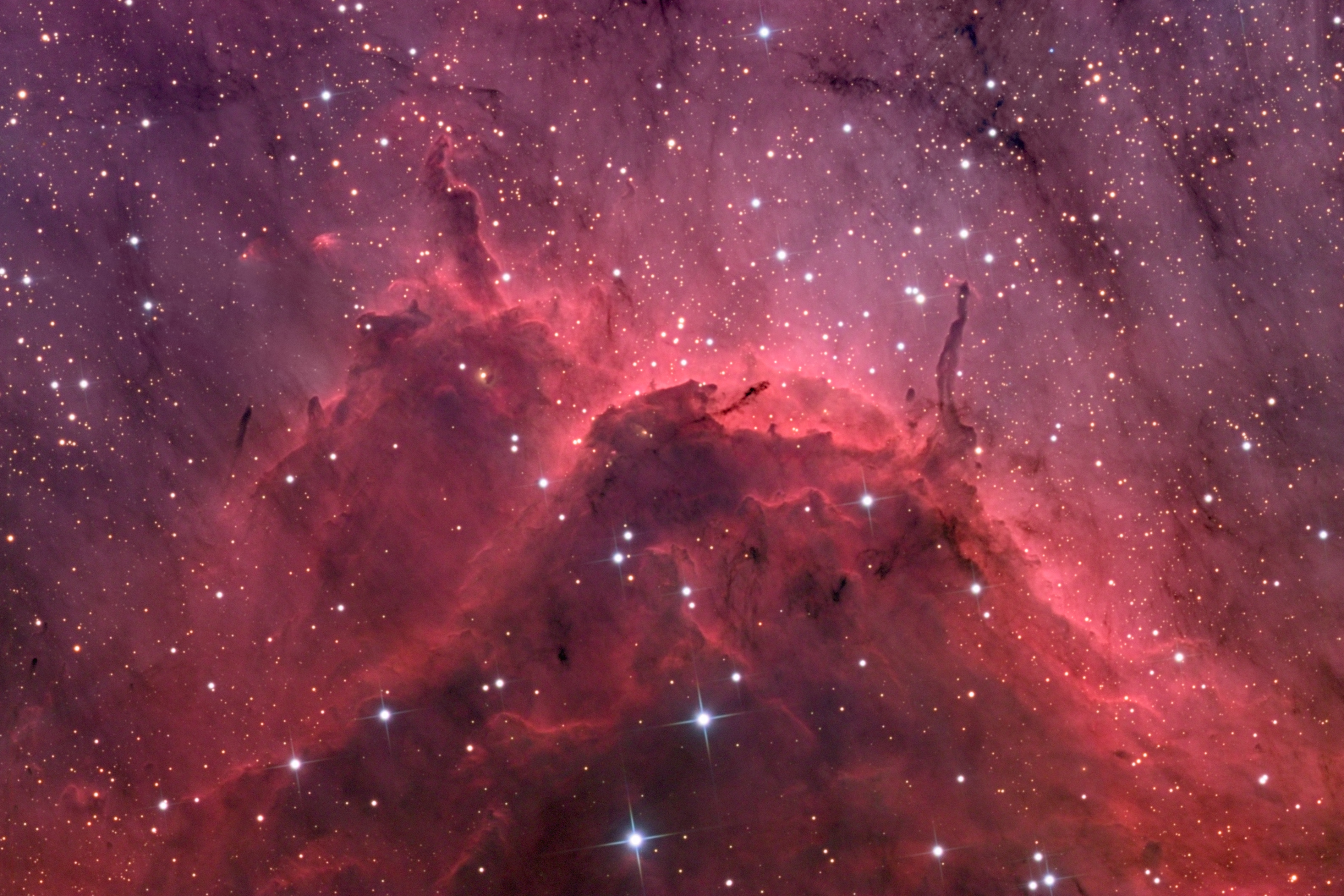 pink nebula pictures - HD3787×2525