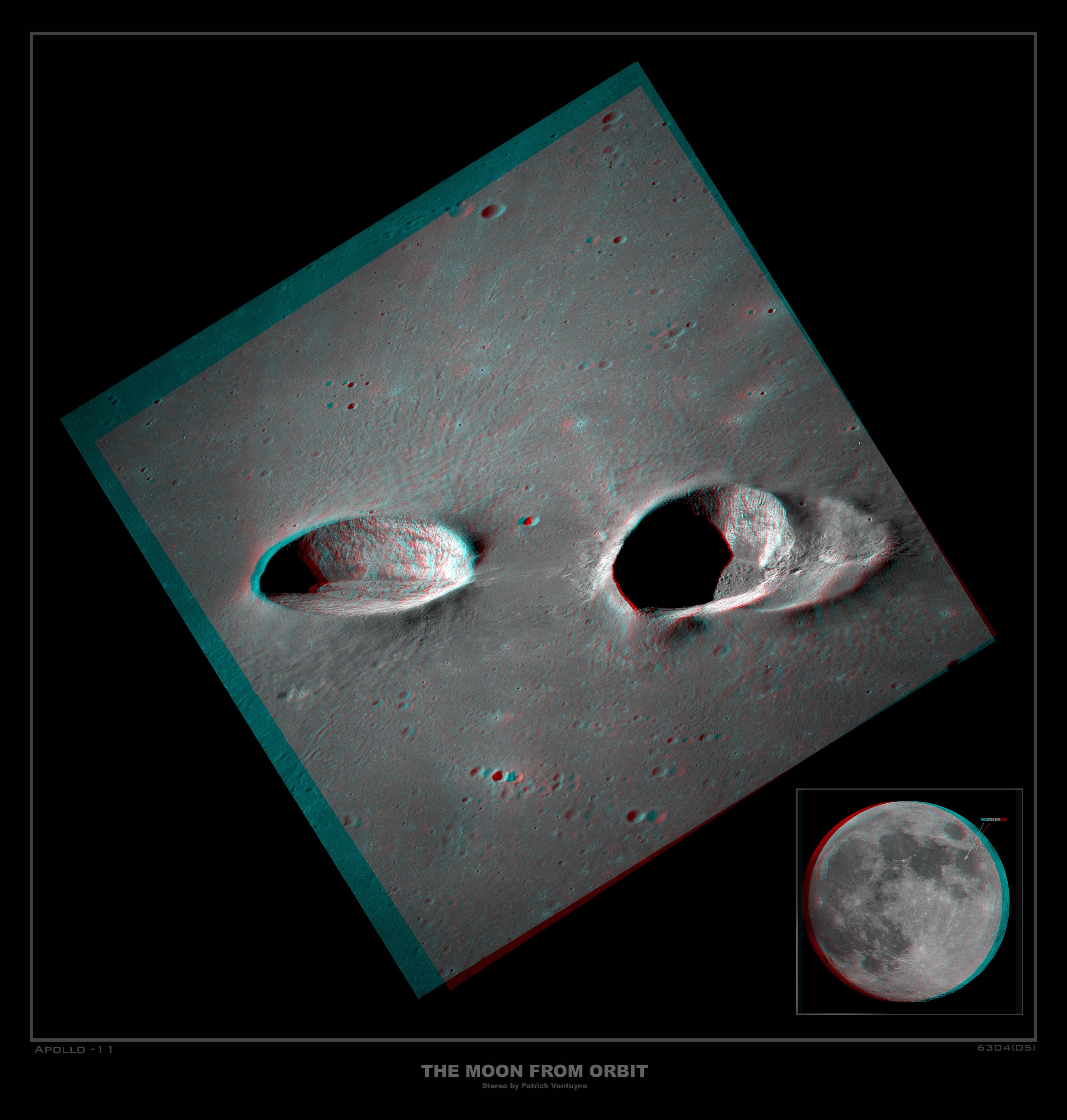 005 - APOD - MAJ 2015. MessierCrater3d_vantuyne