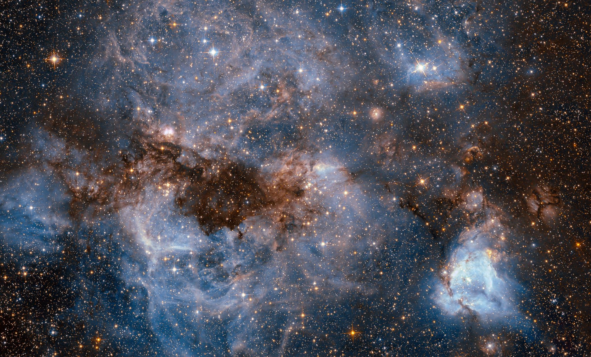countless galaxies video - HD1366×768